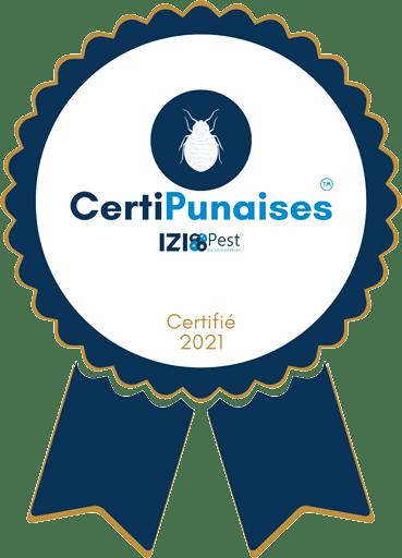 Certification CertiPunaises